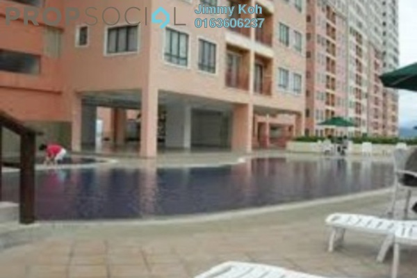 For Rent Condominium at Glen View Villa, Cheras Freehold Fully Furnished 3R/2B 1.3k