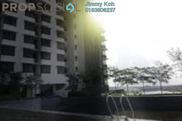 For Rent Condominium at Vega Residensi, Cyberjaya Freehold Fully Furnished 1R/1B 1.1k
