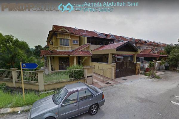 For Sale Terrace at Bandar Saujana Utama, Sungai Buloh Freehold Semi Furnished 4R/3B 530k