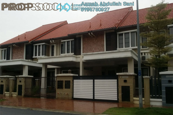 For Rent Terrace at Canting, Alam Impian Freehold Unfurnished 4R/4B 1.9k