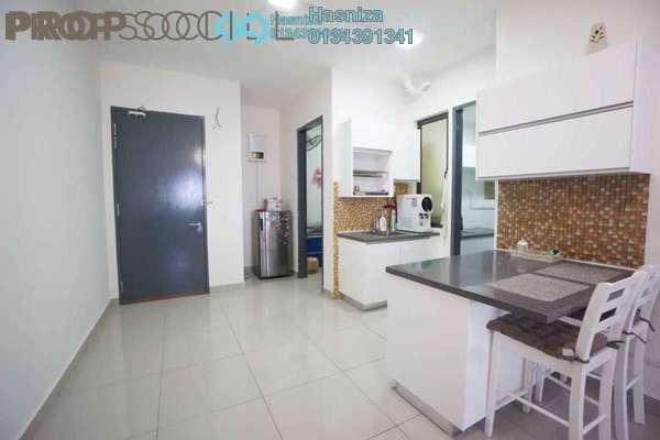 For Sale Condominium at Selayang 18, Selayang Leasehold Semi Furnished 3R/2B 520k