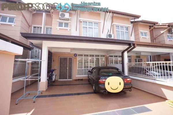 For Sale Terrace at Bandar Sri Putra, Bandar Seri Putra Freehold Semi Furnished 4R/3B 540k