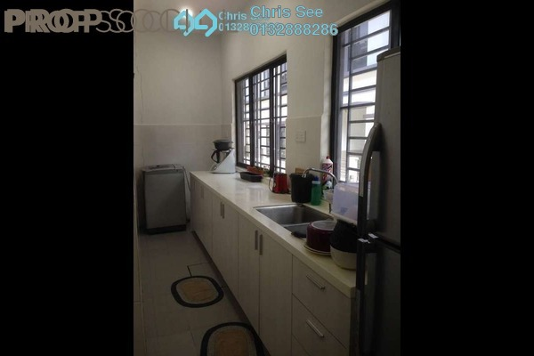 For Rent Terrace at Senna, Bandar Seri Coalfields Freehold Semi Furnished 4R/3B 1.3k