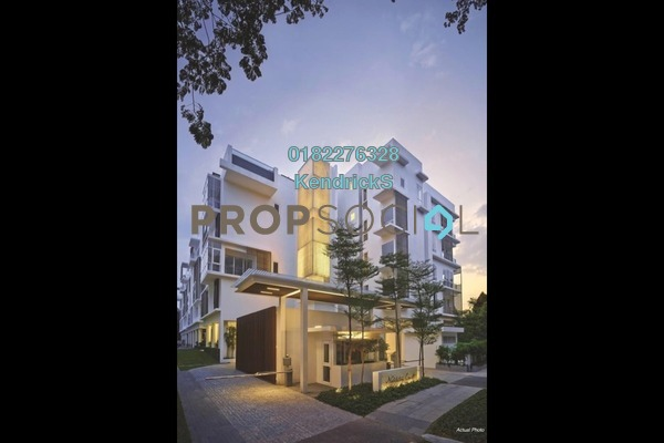 For Sale Condominium at Nobleton Crest, Ampang Hilir Freehold Semi Furnished 4R/4B 3.72m