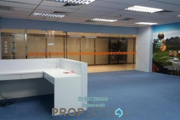 For Rent Office at Faber Tower, Taman Desa Freehold Semi Furnished 0R/0B 5.02k