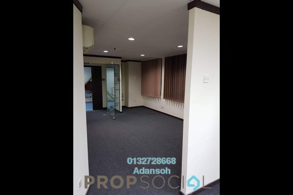 For Rent Office at Kelana Square, Kelana Jaya Freehold Semi Furnished 0R/0B 2.4k