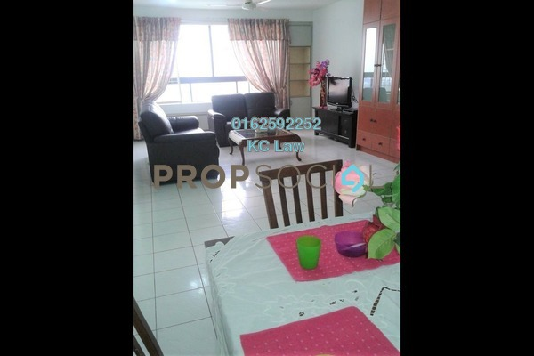 For Rent Condominium at Mont Kiara Pines, Mont Kiara Freehold Fully Furnished 3R/2B 2.3k