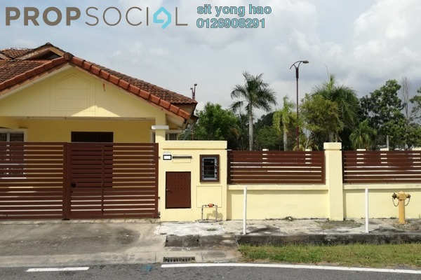 For Sale Semi-Detached at Taman Aman Perdana, Meru Freehold Semi Furnished 3R/2B 800k
