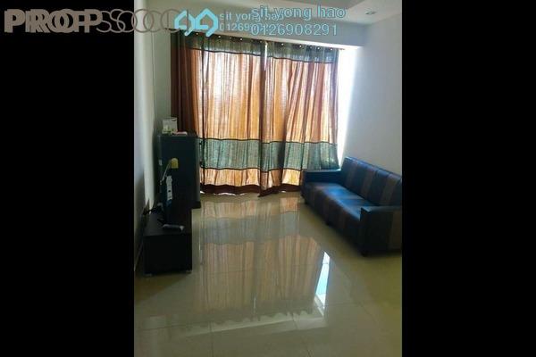 For Rent Condominium at Menara U2, Shah Alam Freehold Fully Furnished 2R/1B 1.35k