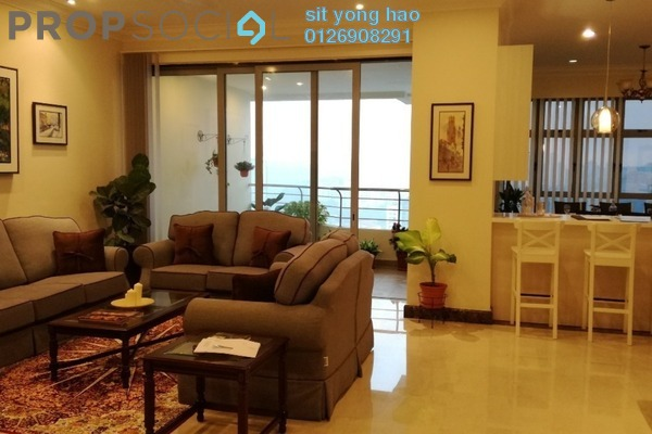 For Sale Condominium at Sri Langit, Seputeh Freehold Fully Furnished 4R/5B 2.5m