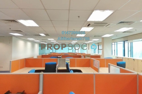 For Rent Office at Jelutong Heights, Bukit Jelutong Freehold Fully Furnished 0R/0B 13.3k