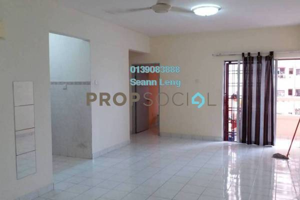 For Rent Condominium at Pelangi Damansara, Bandar Utama Freehold Semi Furnished 3R/2B 1.2k