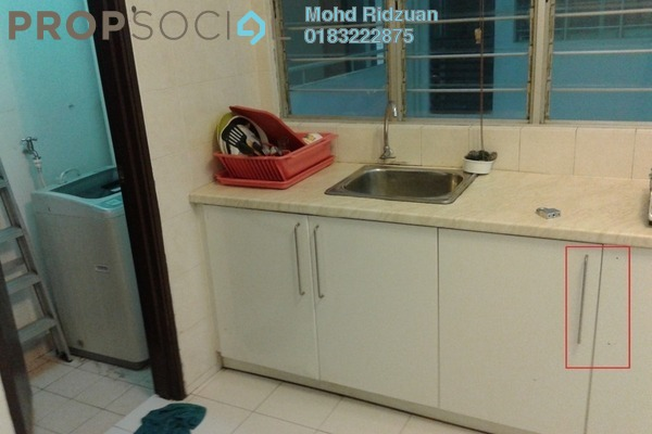 For Rent Serviced Residence at Casa Tiara, Subang Jaya Freehold Fully Furnished 1R/1B 1.5k