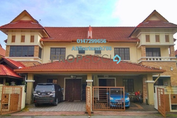 For Sale Semi-Detached at Bandar Nusaputra, Puchong Freehold Semi Furnished 5R/3B 1.25m