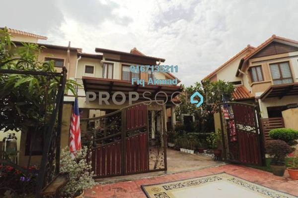 For Sale Semi-Detached at Lagenda 2, Bukit Jelutong Freehold Semi Furnished 6R/7B 2.2m