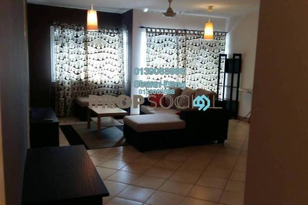 For Rent Condominium at Perdana Exclusive, Damansara Perdana Freehold Fully Furnished 3R/2B 1.9k
