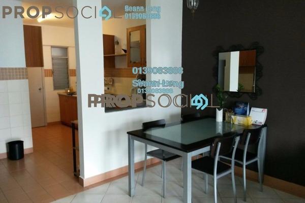 For Rent Condominium at Perdana Exclusive, Damansara Perdana Leasehold Fully Furnished 3R/2B 1.85k