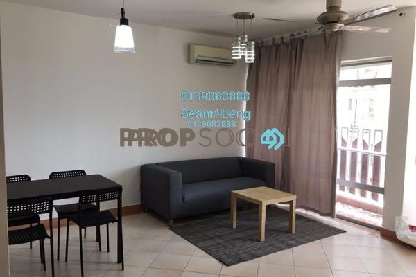 For Rent Condominium at Perdana Exclusive, Damansara Perdana Leasehold Fully Furnished 3R/2B 1.8k