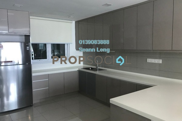 For Rent Condominium at Uptown Residences, Damansara Utama Freehold Fully Furnished 3R/3B 5.6k