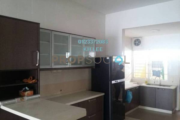For Rent Terrace at Bandar Parklands, Klang Freehold Semi Furnished 4R/3B 1.4k