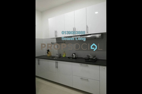 For Rent Condominium at South View, Bangsar South Freehold Fully Furnished 2R/2B 2.6k