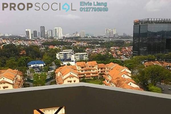For Rent Condominium at Villa Flora, TTDI Freehold Semi Furnished 4R/3B 4k