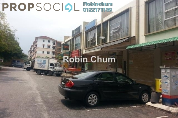 For Rent Shop at Taman Perkasa, Hulu Langat Freehold Unfurnished 0R/2B 1.8k