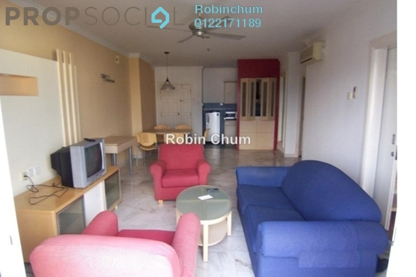 For Sale Condominium at Megan Ambassy, Ampang Hilir Freehold Fully Furnished 2R/1B 520k