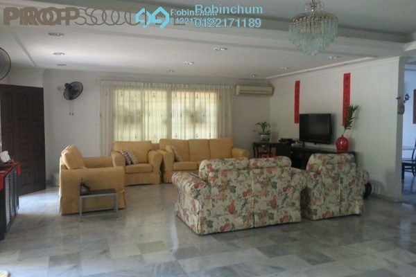 For Sale Bungalow at Taman Cheras, Cheras Freehold Semi Furnished 6R/4B 1.98m