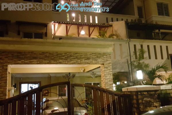 For Sale Terrace at Kinrara Mas, Bukit Jalil Freehold Semi Furnished 5R/4B 1.25m