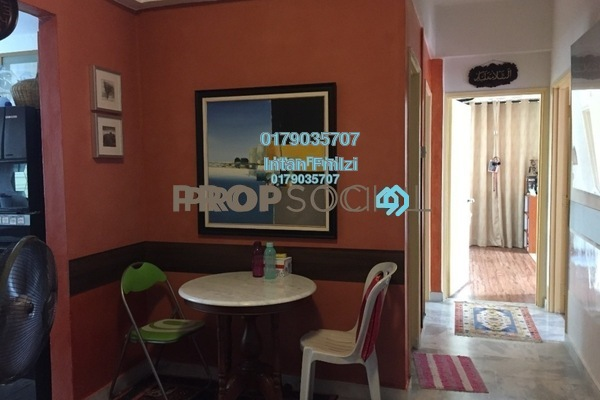 For Sale Condominium at Sri Permata, Shah Alam Leasehold Semi Furnished 3R/2B 385k