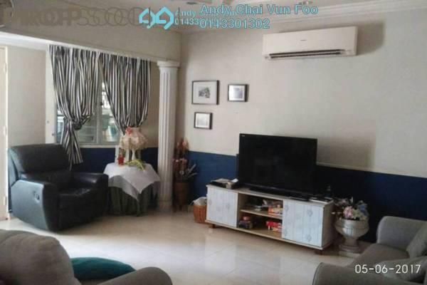 For Sale Terrace at USJ 23, UEP Subang Jaya Freehold Semi Furnished 4R/3B 880k