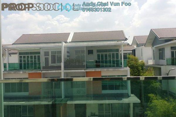 For Sale Semi-Detached at Kinrara Residence, Bandar Kinrara Leasehold Unfurnished 5R/5B 1.75m