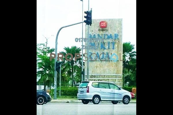 For Rent Terrace at Avira, Bandar Bukit Raja Freehold Unfurnished 4R/3B 1.2k