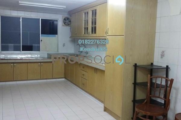For Rent Terrace at Taman Kinrara, Bandar Kinrara Freehold Semi Furnished 4R/3B 1.8k