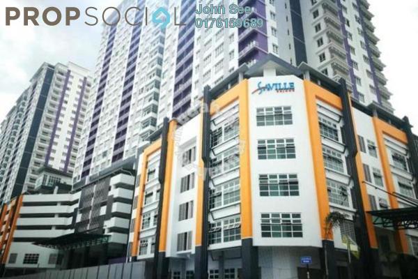 For Rent Condominium at Saville @ Kajang, Kajang Freehold Unfurnished 3R/2B 1.1k