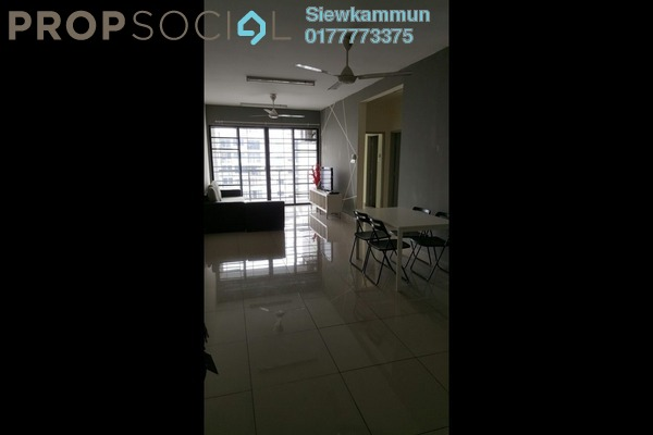 For Rent Condominium at One Damansara, Damansara Damai Freehold Semi Furnished 3R/2B 1.3k