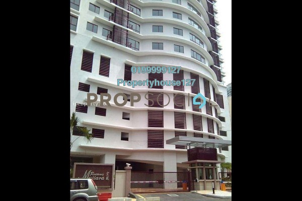 For Rent Condominium at Residency Mutiara, Brickfields Freehold Fully Furnished 3R/3B 3.7k