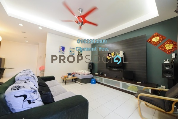 For Sale Terrace at Setia Impian, Setia Alam Freehold Fully Furnished 4R/3B 720k