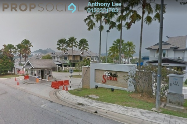 For Sale Semi-Detached at Sunway Alam Suria, Shah Alam Freehold Semi Furnished 5R/3B 888k