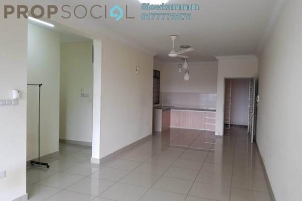 For Rent Condominium at One Damansara, Damansara Damai Freehold Semi Furnished 3R/2B 1.1k