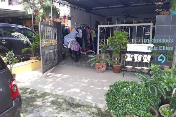 For Sale Terrace at Taman Kantan Permai, Kajang Freehold Unfurnished 3R/1B 318k