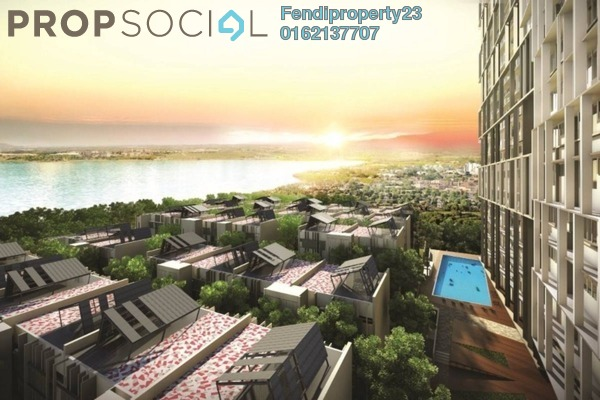 For Rent Condominium at Elevia Residences, Bandar Puchong Utama Freehold Unfurnished 3R/2B 1.5k