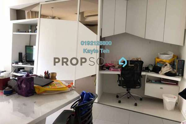 For Sale Condominium at VERVE Suites, Mont Kiara Freehold Fully Furnished 1R/1B 800k
