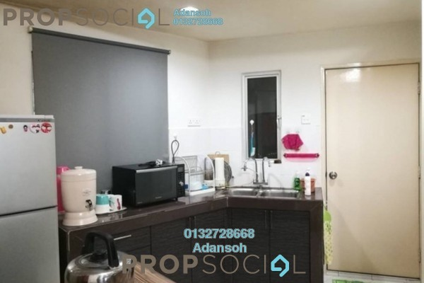 For Sale Apartment at Vista Mutiara, Kepong Freehold Semi Furnished 2R/2B 360k