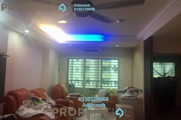 For Sale Apartment at Vista Mutiara, Kepong Freehold Semi Furnished 3R/2B 470k