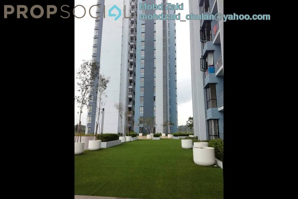 For Sale Condominium at Green Park, Seri Kembangan Freehold Unfurnished 3R/2B 440k