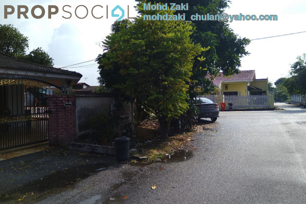 For Sale Terrace at SS5, Kelana Jaya Freehold Unfurnished 3R/1B 850k