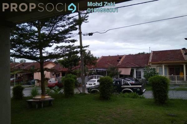 For Sale Terrace at Taman Lestari Putra, Bandar Putra Permai Freehold Semi Furnished 4R/3B 650k