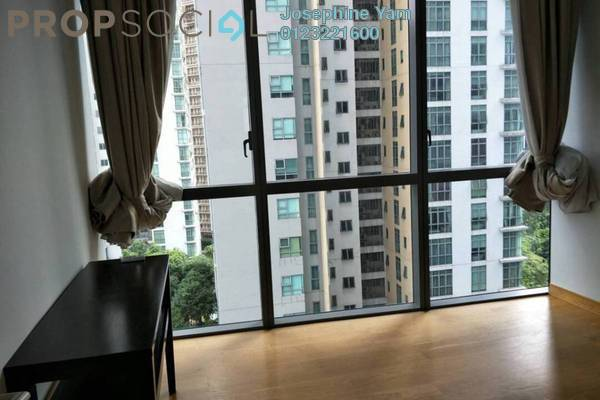 For Rent Condominium at Panorama, KLCC Freehold Fully Furnished 2R/2B 5k